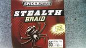 SPIDERWIRE STEALTH BRAID 65lb 125yd moss green